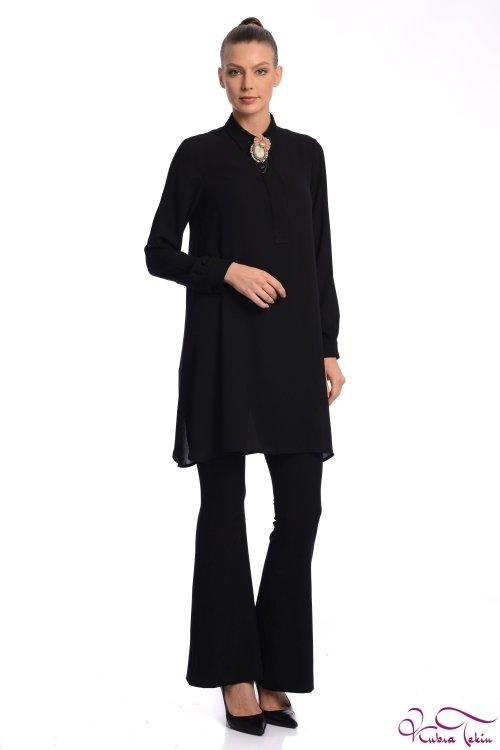 Sara Siyah Gömlek