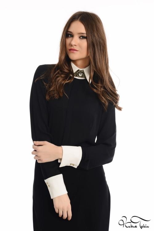 Marni Siyah Yakalı Gömlek