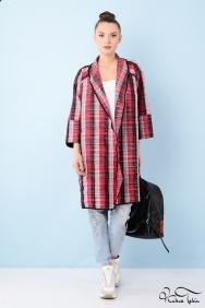 Olivia Kırmızı Ceket