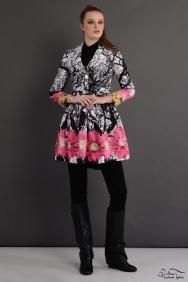 Soley Pembe Rose Trenchcoat