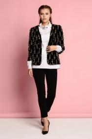 Siyah Gold Ceket
