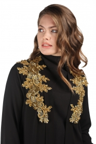 Fiona Altın Ceket
