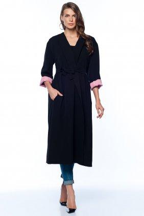 Rania Siyah  Trenchcoat