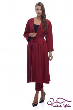 Rania Bordo Trenchcoat