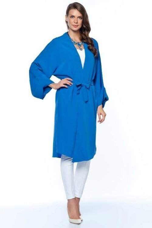 Mavi Kimono