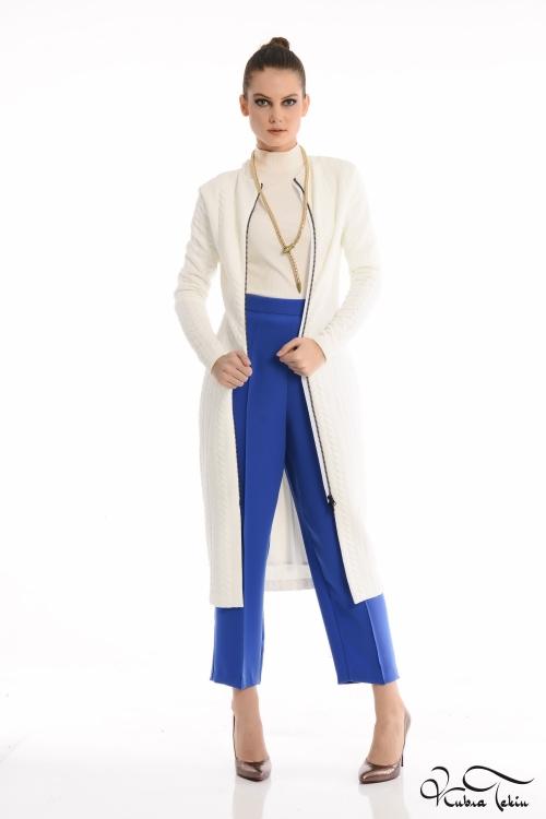 Lenka Beyaz Ceket