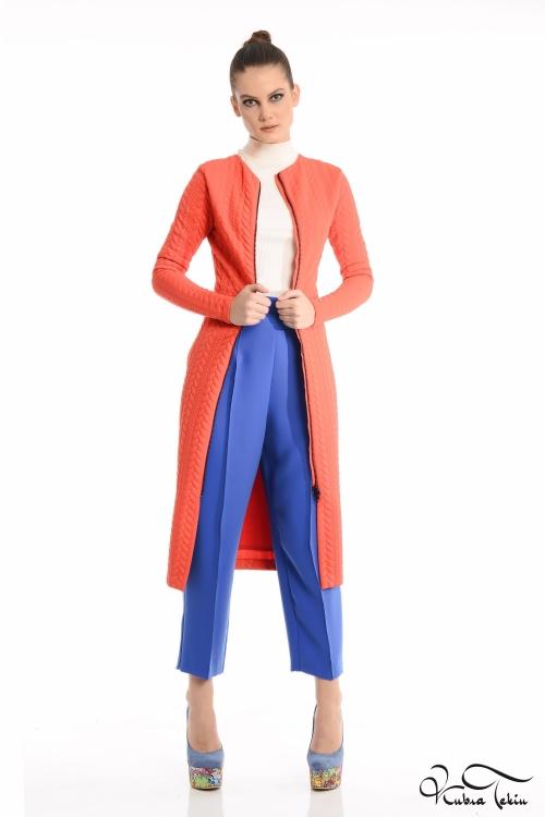 Lenka Narçiçeği Ceket