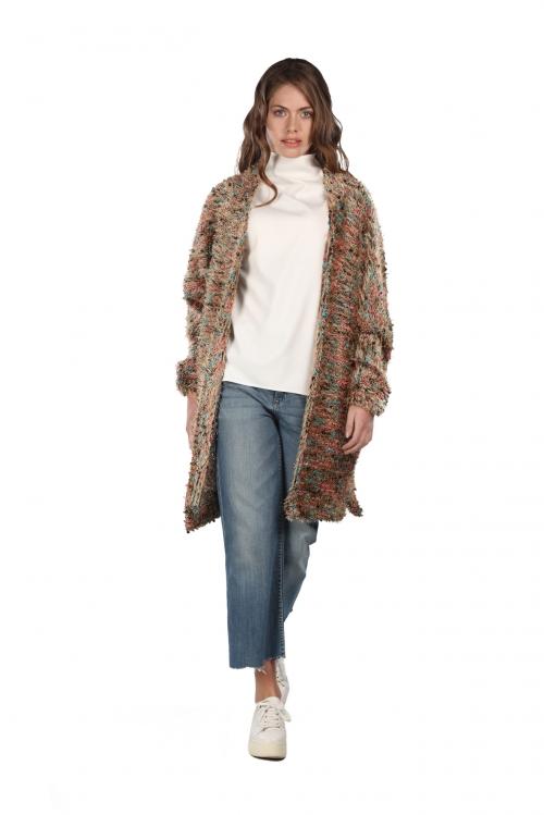 Fiona Sakallı Ceket