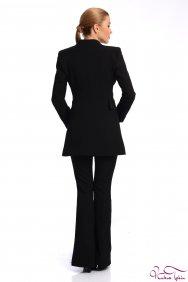 Kelly Siyah Takım Ceket