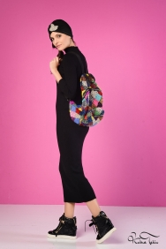 Love Taş İşlemeli Çanta