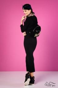 Love Siyah Çanta