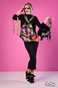Love Renkli Çanta Sapı